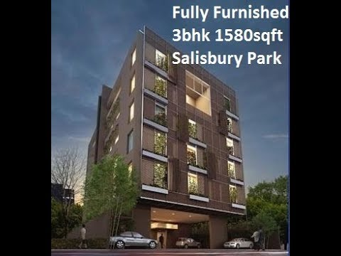 Download Fully Furnished 3bhk of 1580 Sqft in Salisbury Park. Call 8668271060