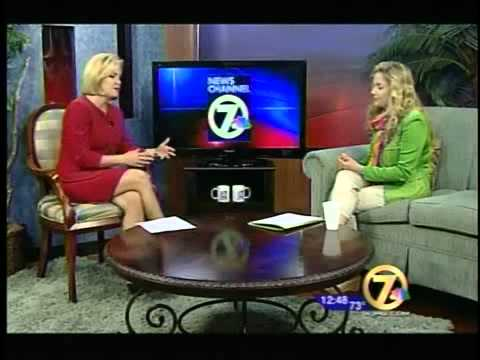 Panama City Beach News Channel 7 WJHG Interview with BookIt.com® Lee Ann Leonard