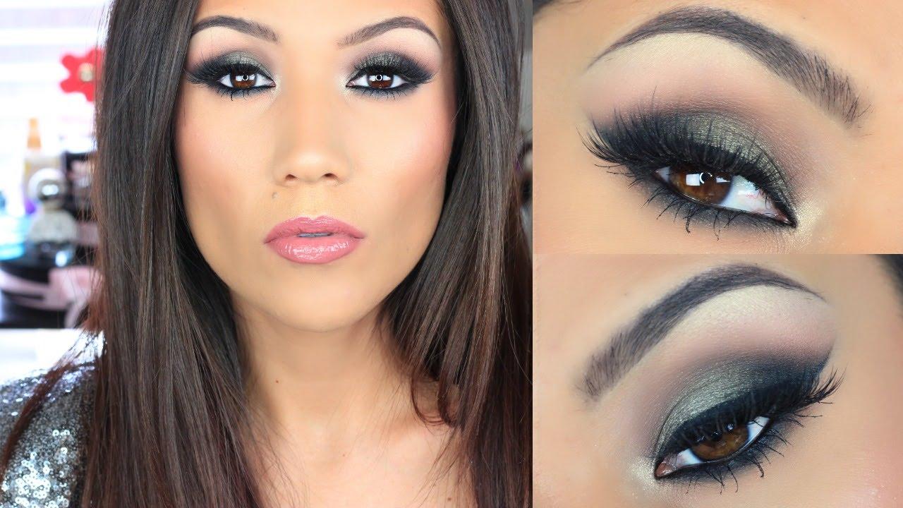52522b6e158 All Drugstore Glam Makeup Tutorial - YouTube