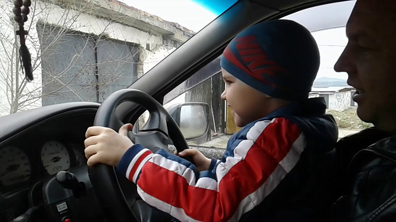 Картинки маленьких водителей