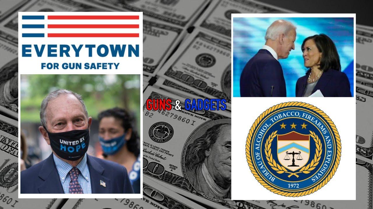 Michael Bloomberg Asking Joe Biden For Anti-Gun Executive Orders (Plus Giveaway Announcement)