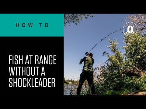 CARPologyTV - How To Fish At Range Without A Shockleader In Association With Century