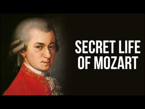 Secret Biography of Wolfgang Amadeus Mozart   FULL Audiobook