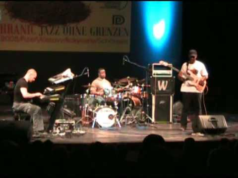 Mellow moon Moaning; Phishbacher live at Jazz Festival Plzen, CZ, Nov 10th 2008