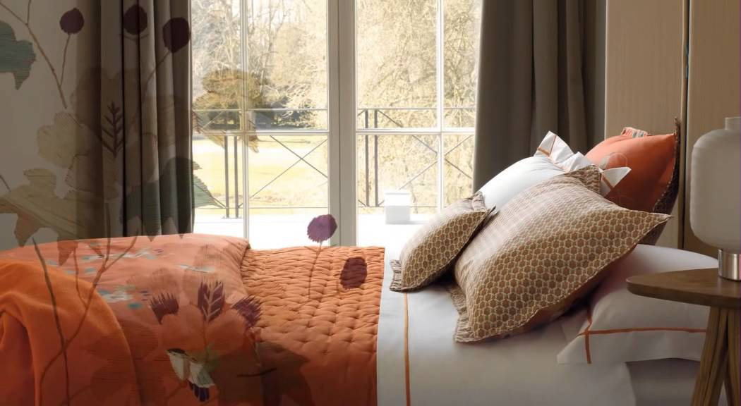 Yves delorme collection automne hiver 2013 youtube for Yves delorme