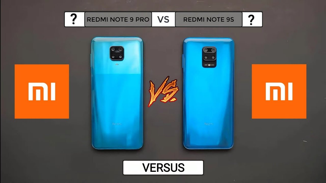 Redmi Note 9 Pro vs Redmi Note 9S | Versus - Speed Test | TheAgusCTS