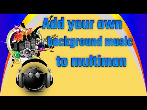 PS3 Tutorial - Change background music in multiman to your own! CFW/HEN thumbnail