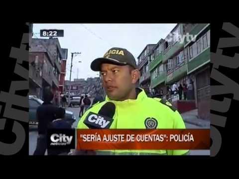 Por ajuste de cuentas matan a un taxista en Bogotá | CityTv l Abril 29