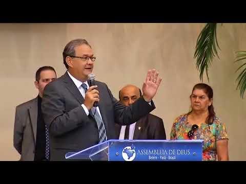 Pastor Samuel Câmara alfineta CGADB durante abertura convencional ...