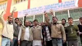 DUVIDHA ALLAHABAD UNIVERSITY promo with news about controversy
