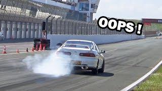 800+hp Honda Integra Type R blows up engine