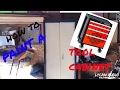 How to refurbish a Tool Cabinet P1