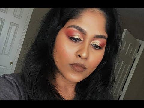 Fall Glam Makeup Tutorial I Midori thumbnail