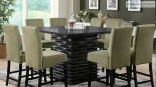 Stanton Counter Height Dining Room Collection From Coaster Furniture