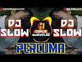 DJ SLOW (PERCUMA) | COVER by DS AXL | audio spectrum