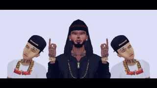 Big Sean Blessings (Explicit) ft. Drake, Kanye West (imvu)