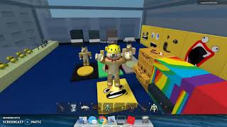 Playing Doge Simulator on ROBLOX!!