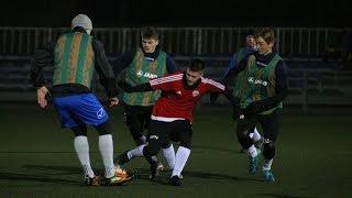 Sparing: APN Ostrołęka - FC 2012 Różan
