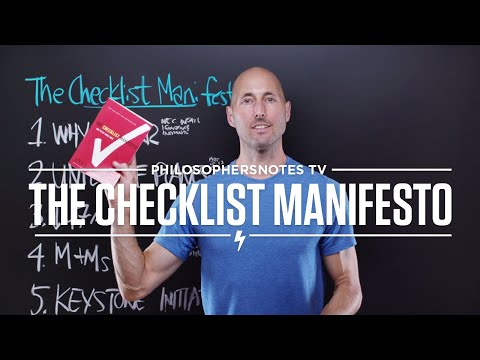 pntv:-the-checklist-manifesto-by-atul-gawande