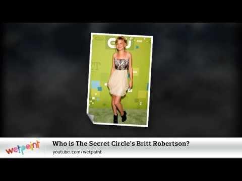 Who Is The Secret Circle's Britt Robertson?