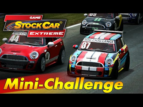 Game Stock Car Extreme [GER] [HD] Mini Challenge @ Nordschleife