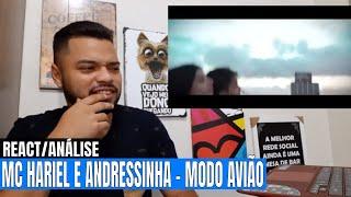 Mc Hariel E Andressinha Modo Avi o Pedro Lotto REACT ANLISE.mp3
