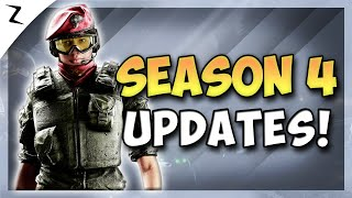 Big News Update! Operation Shifting Tides! - Rainbow Six Siege
