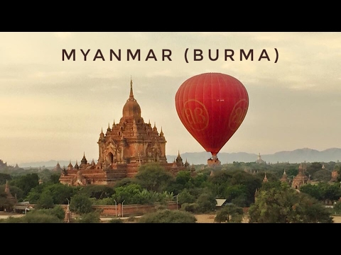 🇲🇲 Myanmar (Burma): a travel documentary