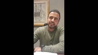 27- استعداد القلب لاستقبال أنوار الرب في ليلة القدر - خاطرة الفجر - مصطفى حسني