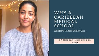 Why A Caribbean Medical School