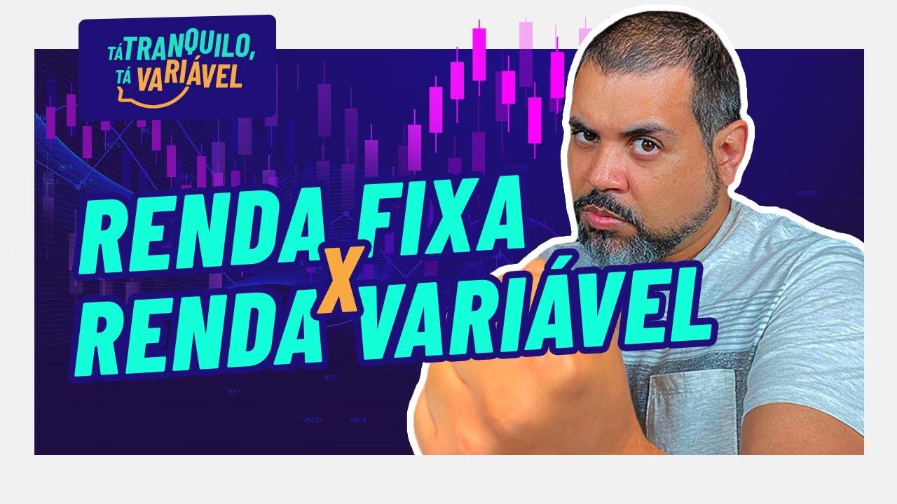 SELIC SUBIU! QUAL É MELHOR: RENDA FIXA x RENDA VARIÁVEL?