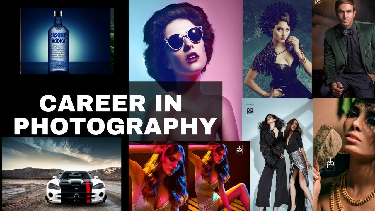 Photography Career in India | Types of Photography | Career options