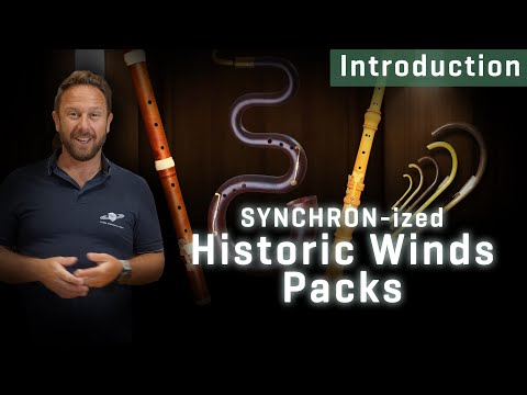 SYNCHRON-ized Historic Winds Packs Introduction