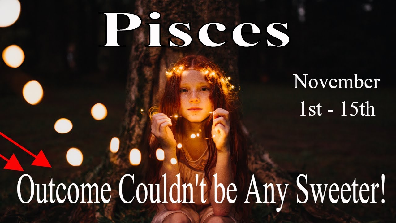 Pisces ~ Spirit Guides are Nudging You to Your 10 of Cups, Trust! ~ Tarot Reading November (1 -15)