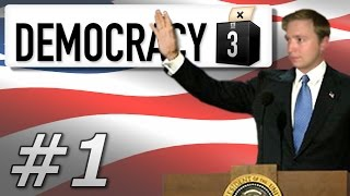 Democracy 3 | USA - Year 1