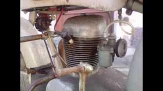 motobecane 125  culbuter