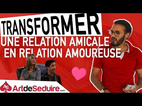 Comment Transformer Une Relation Amicale En Relation Amoureuse ?