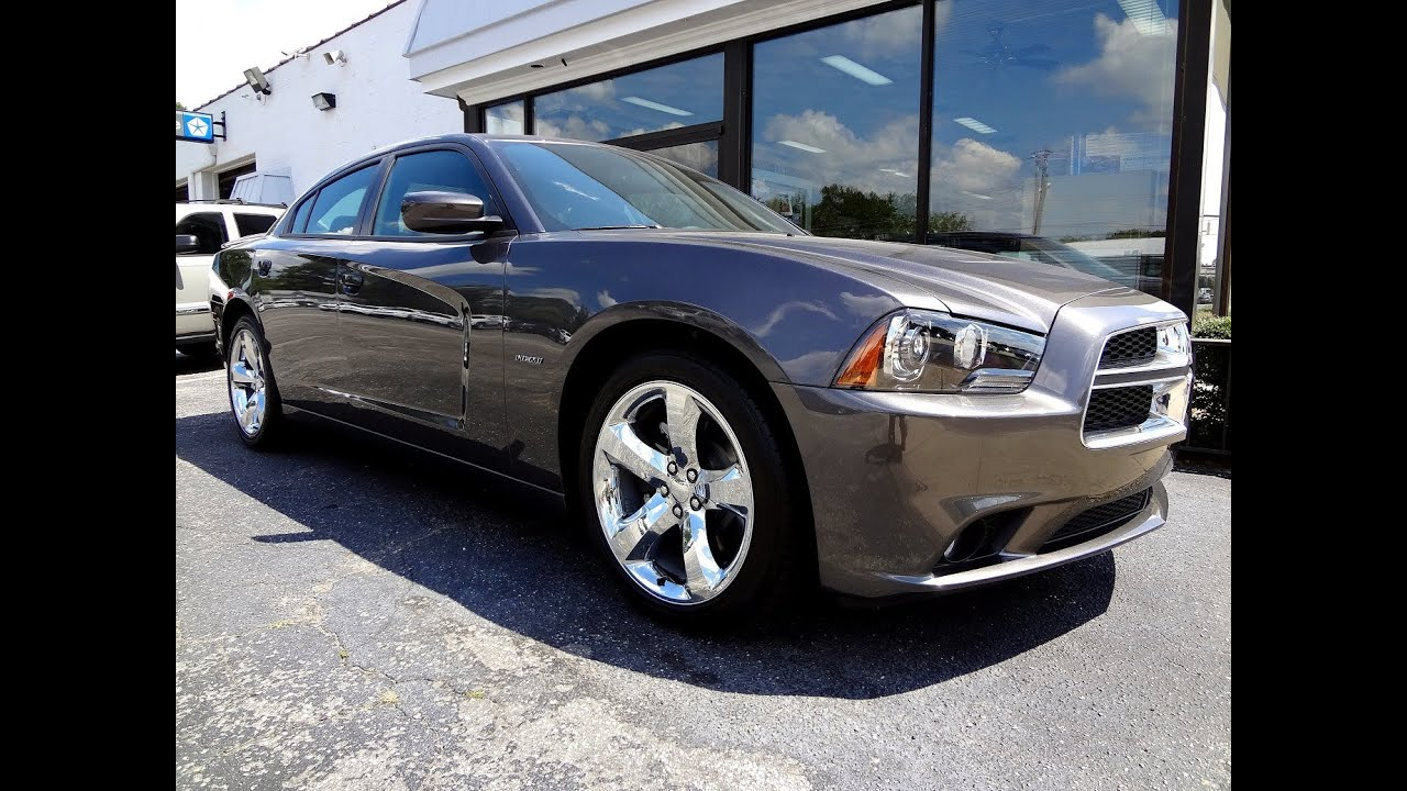 2014 Dodge Charger R T Youtube