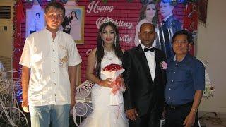 Свадьба в Камбодже Сиануквиль