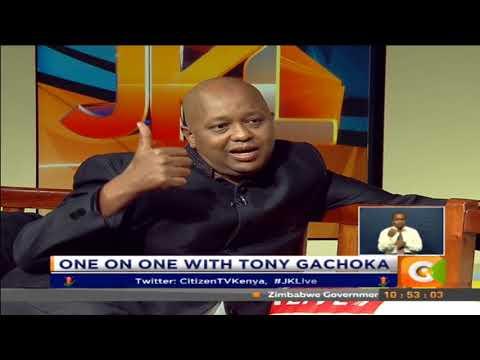 JKL | One on One with Tony Gachoka [Part 2] #JKLive