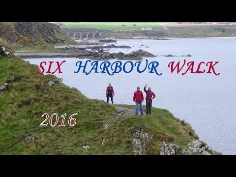2016 Six Harbour Walk