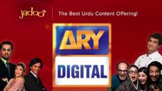 ARY Digital Network on JadooTV