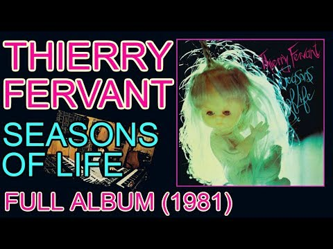 Thierry Fervant - Seasons of Life (1981) [Full album]