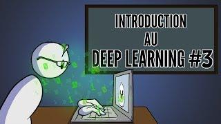 Création d'un réseau de neurones - Introduction au Deep Learning #3