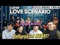 ORANG KOREA reaksi dengan 'Love Scenario 사랑을 했다 iKON' cover by Gen Halilintar