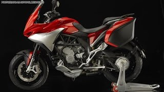2015 MV Agusta Turismo Veloce 800 Lusso first official photos