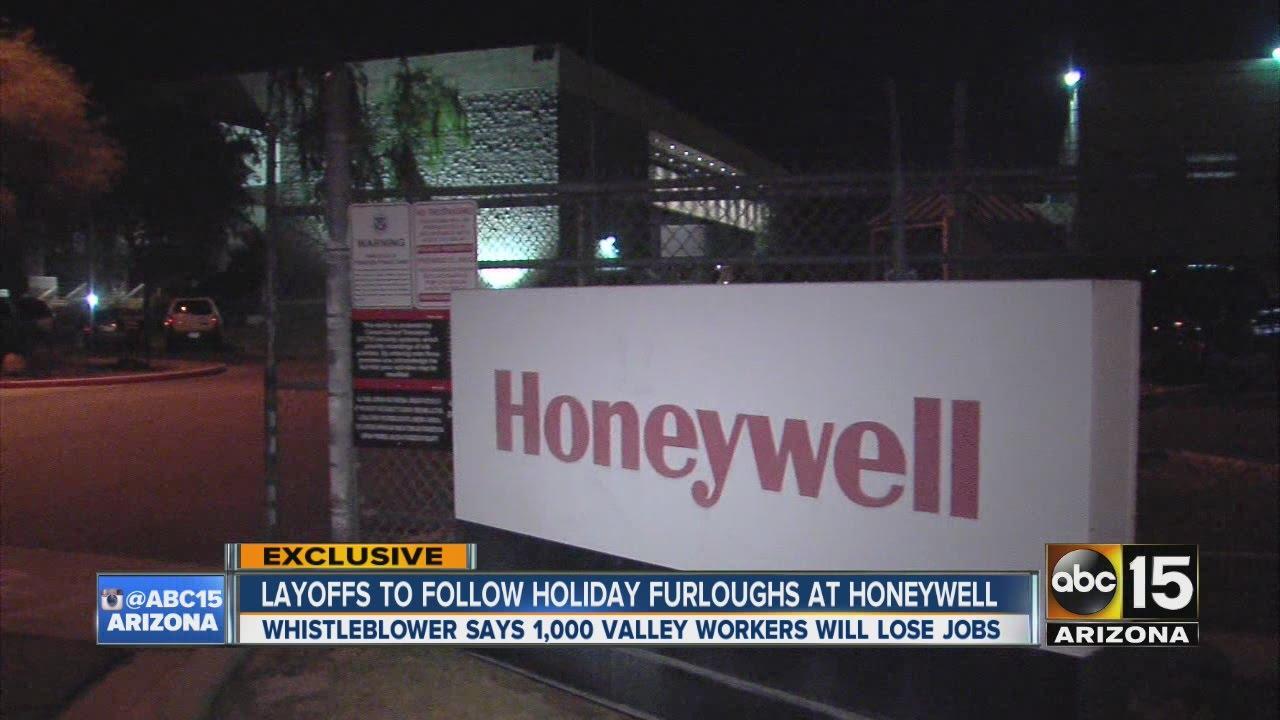 Layoffs To Follow Furloughs At Honeywell