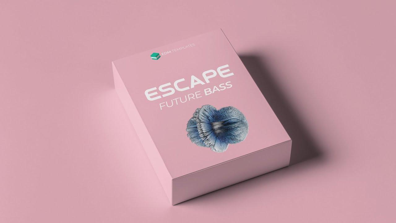 ESCAPE   FUTURE BASS ABLETON PROJECT FILE 19 07