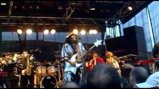 Bootsy Collins - Paris  - 2011 - 4 - Stretchin