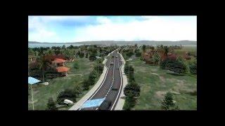 Rencana Jalan Lingkar Samosir Danau Toba Mp3